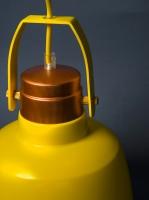Подвес потолочный Yellow Bronze