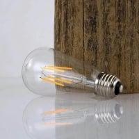 Лампа Эдисона LED ST64 6w 2200K