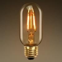 Лампа Эдисона LED T45 6W 2700K
