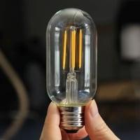 Лампа Edison LED T45 4W-2200K