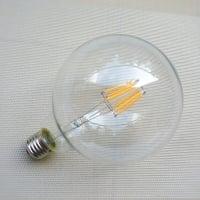 Лампа Эдисона LED G125 6W 1800K диммируемая