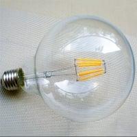 Лампа Edison LED G125 6W-2700K