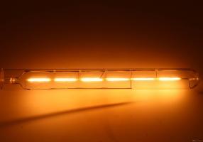 Лампа Edison LED T30x300 6W-2200K