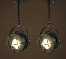 Светильник потолочный Loft 78 d-18см 1шт