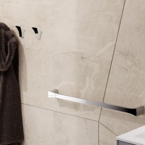 Держатель для полотенца 475 мм SONIA S7