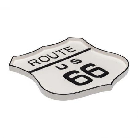 Deco Platter Route 66