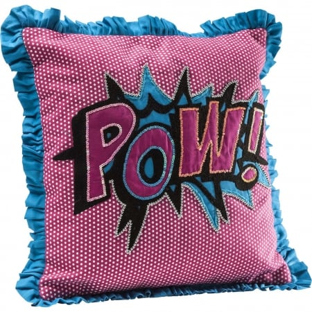 Cushion Cartoon Pow 35x35cm