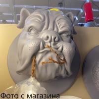 Бра Bulldog Grey 3P