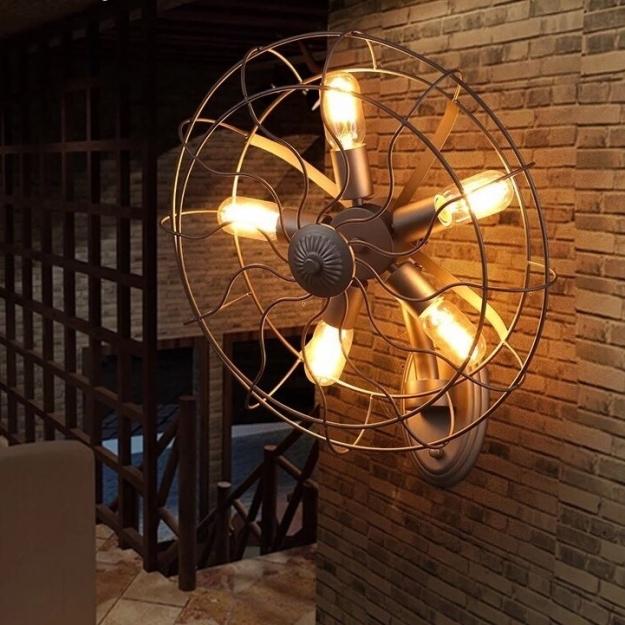 Бра Fan D45
