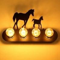 Бра Horses l60 h30cm