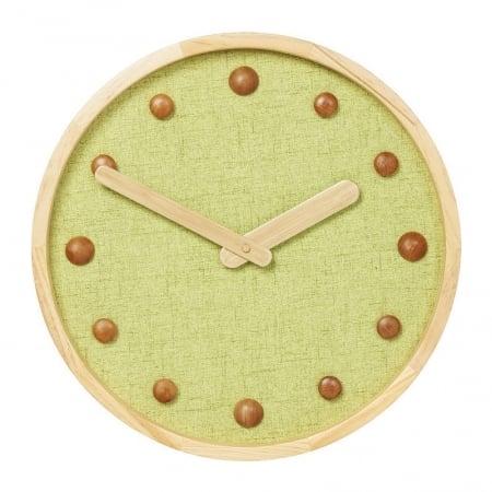 Wall Clock Arizona Green 42cm
