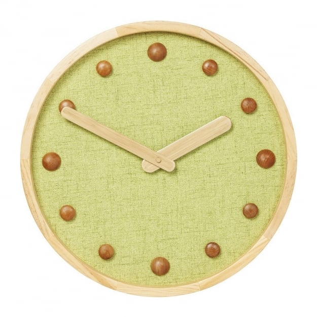 Часы настенные Arizona Green 42cm