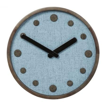 Wall Clock Arizona Blue 42cm