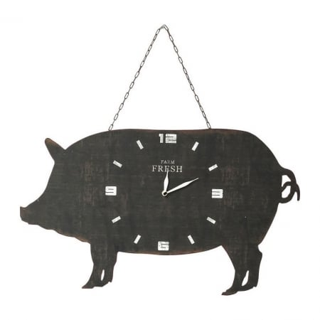 Wall Clock Farm Fresh