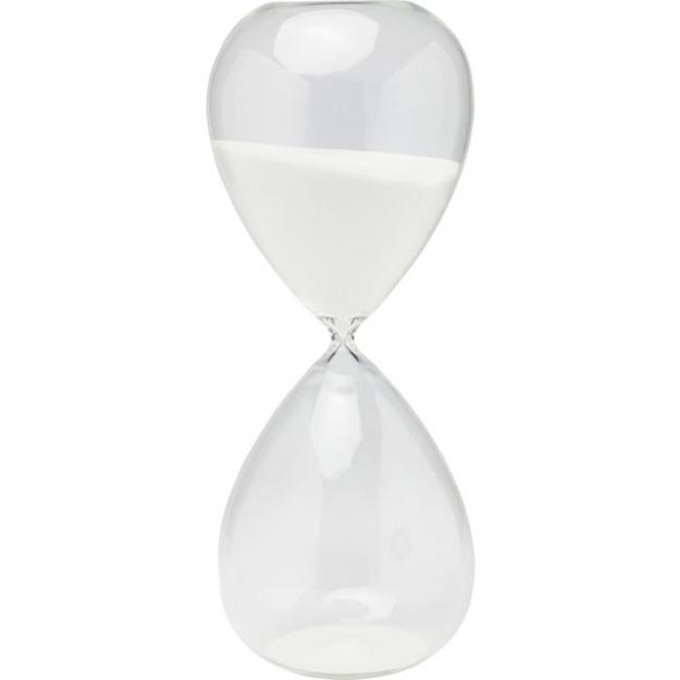 Часы песочные White 240Min