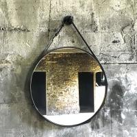 Зеркало Сrystal Ø67см