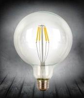 Лампа Edison LED G125 4W-2200K
