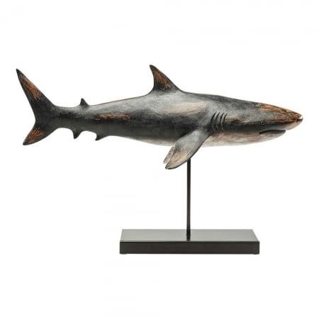 Deco Figurine Shark Base