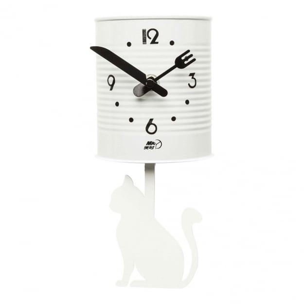 Часы настенные Tin Cat