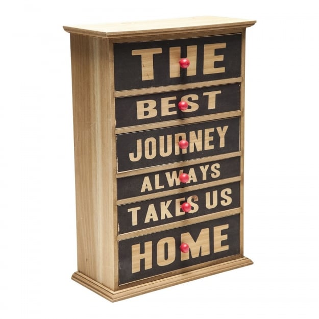 Шкатулка Drawer The Best Journey