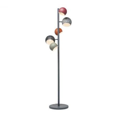 Floor Lamp Calotta Antico 5-lite