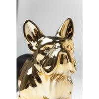 Копилка Bulldog Gold-Black