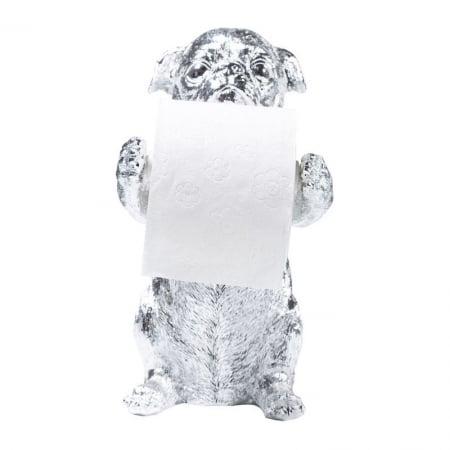 Toilet Paper Holder Mops Chrome