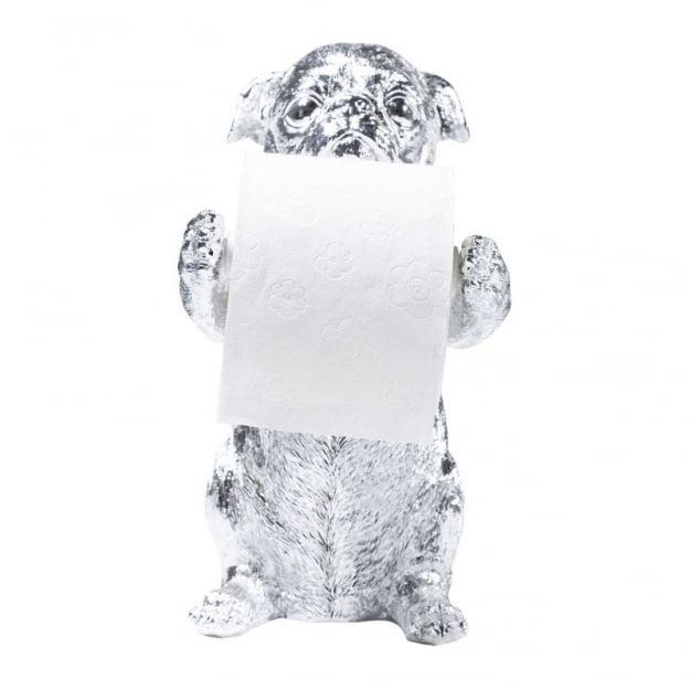 Держатель туалетной бумаги Mops Chrome