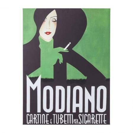 Picture Poster Vintage Modiano 120x90cm