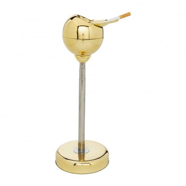 Пепельница напольная Spheric Brass