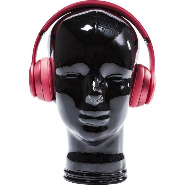 Декоративный  объект Headphone Mount Black
