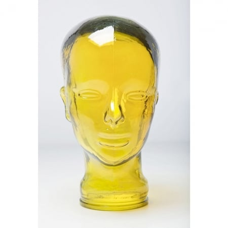 Headphone Mount Transparent Yellow