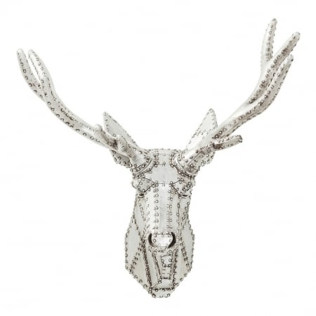Deco Antler Deer Rivet