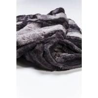 Blanket Fur Square Mix 150x200cm
