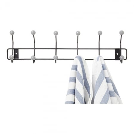 Coat Rack Bud Black