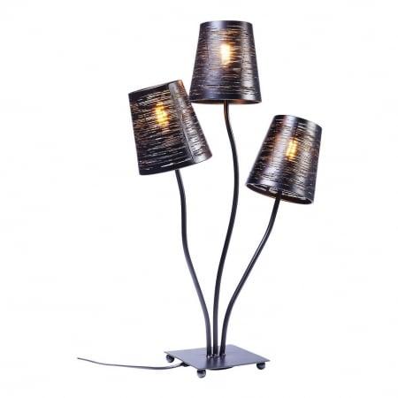 Table Lamp Flexible Black Tre
