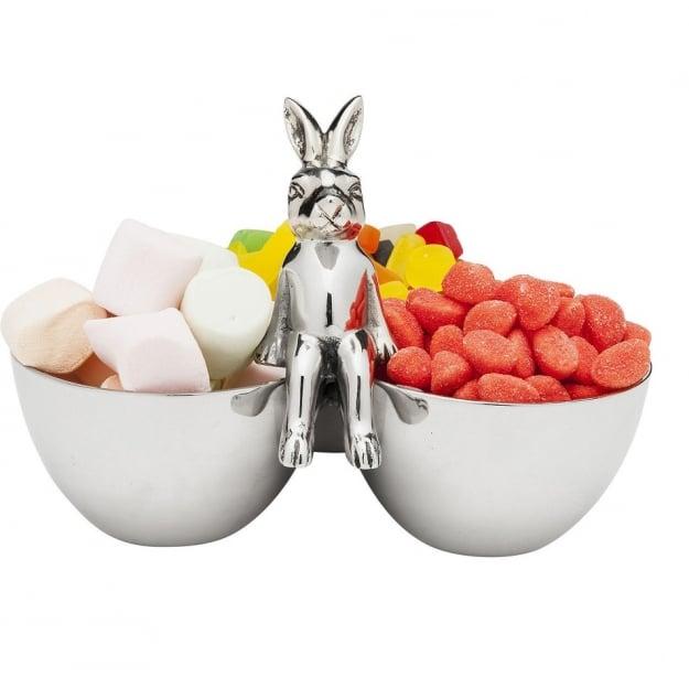 Конфетница Bunny Tre