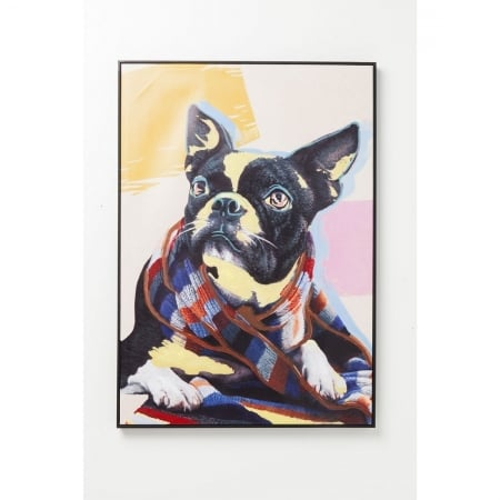 Picture Touched Lazy Toto 102x72 cm