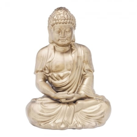Deco Figurine Asia Gold
