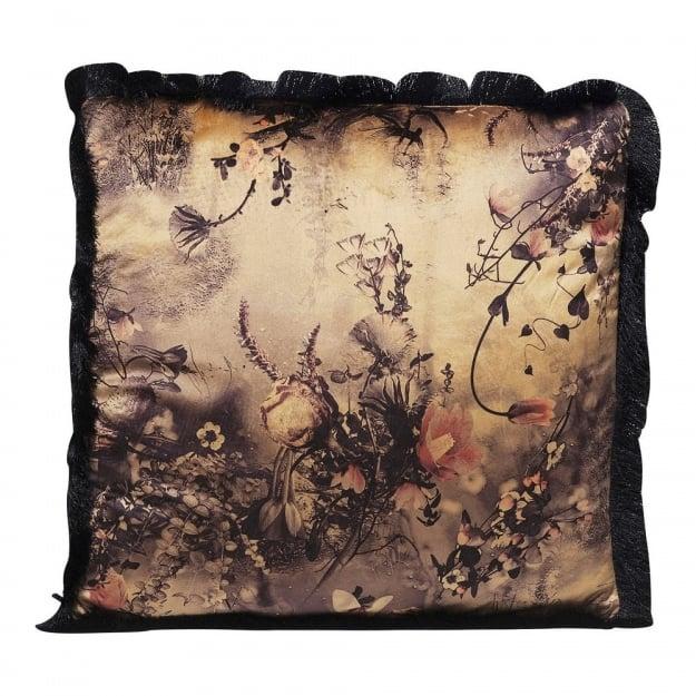 Подушка Romantic Garden Fringe 45x45cm