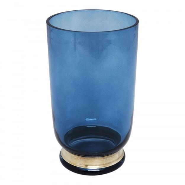 Ваза Positano Blue 25cm