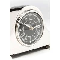 Часы настольные Fireplace Silver