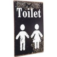 Декор настенный Sign Toilet