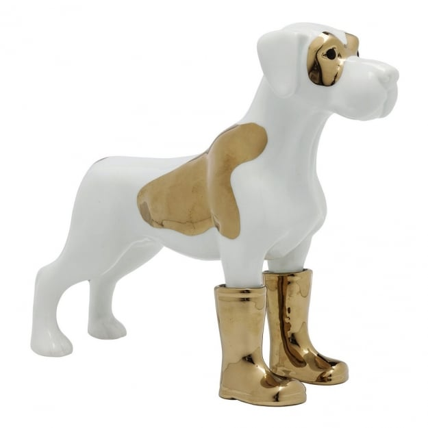 Статуэтка Dog in Boots Medium