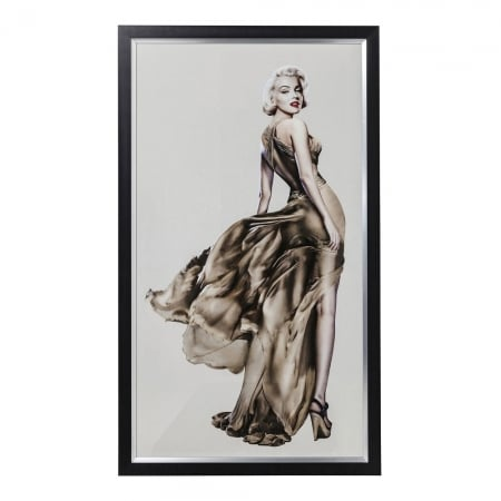 Picture Frame Marilyn 172x100cm