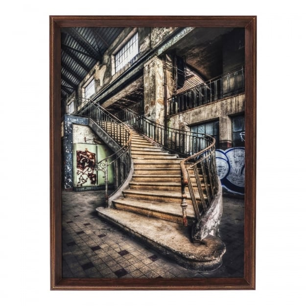 Картина Frame Old Staircase 80x60cm