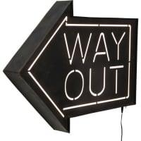 Настенный декор Light Way Out LED