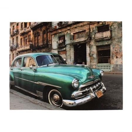 Picture Cuba Car 110x140
