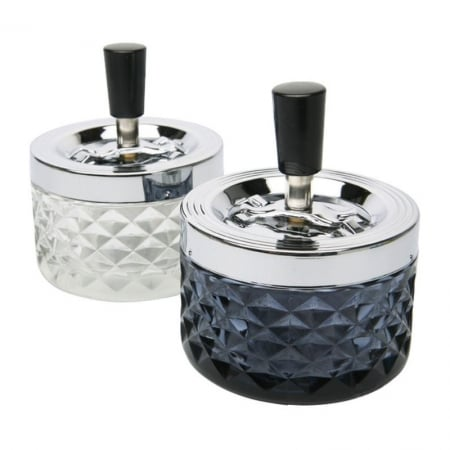 Ashtray Cristallo Smoke Assorted