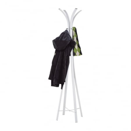 Coat Rack Libra White